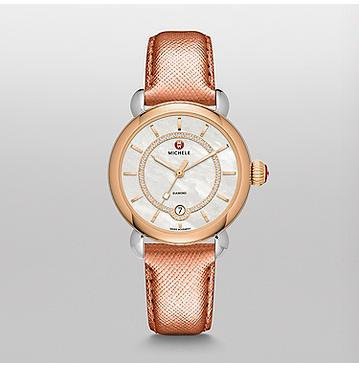 Michele MWW03T000067 Available at Mirage Fine Jewelers