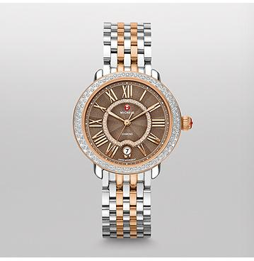 Michele MWW21B000061 Available at Mirage Fine Jewelers