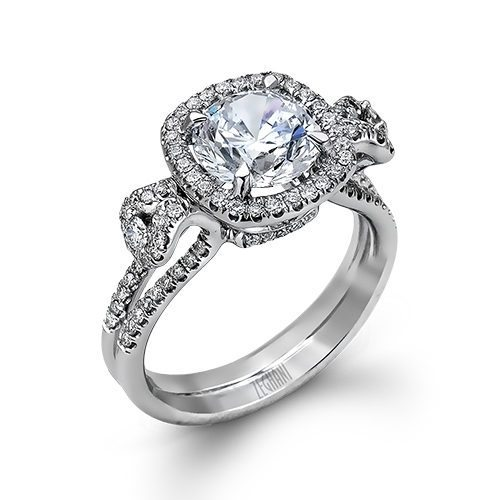 Zeghani ZR495 Available at Mirage Fine Jewelers