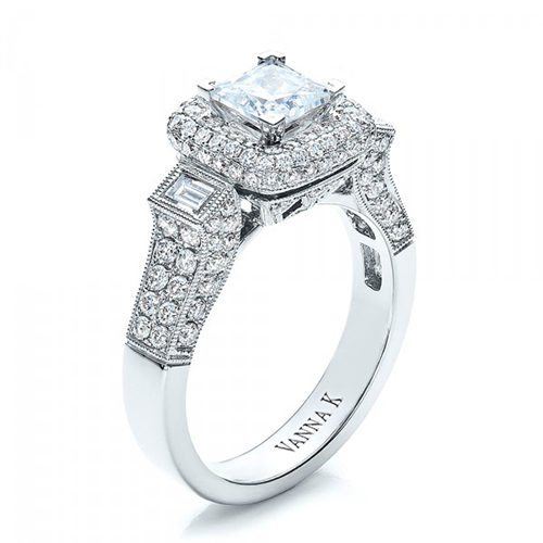 Vanna K 18RO5463DCZ Available at Mirage Fine Jewelers