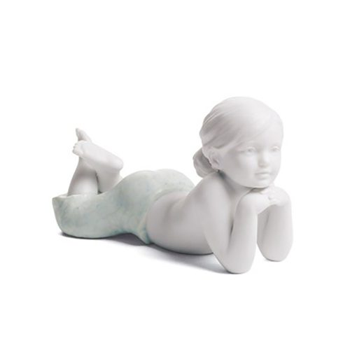 lladro 01008405 THE DAUGHTER Available at Mirage Fine Jewelers