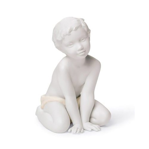 lladro 01008406 THE SON Available at Mirage Fine Jewelers